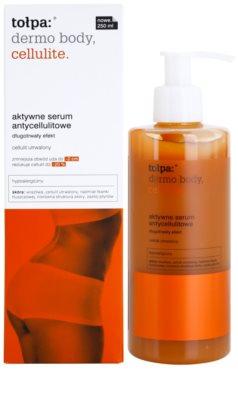 Tołpa Dermo Body Cellulite aktív szérum narancsbőrre 1