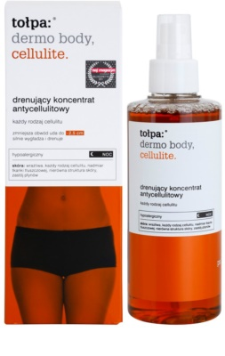 Tołpa Dermo Body Cellulite sérum de noite anticelulite 1