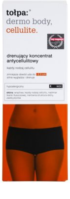 Tołpa Dermo Body Cellulite sérum de noite anticelulite 2