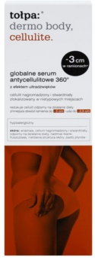 Tołpa Dermo Body Cellulite Global szérum ultrahang hatással  narancsbőrre 2