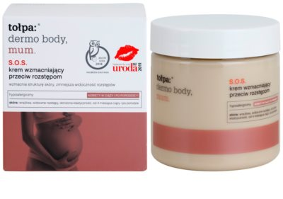 Tołpa Dermo Body Mum SOS-Creme gegen Schwangerschaftsstreifen 1