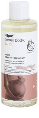 Tołpa Dermo Body Mum óleo corporal para eliminar as estrias