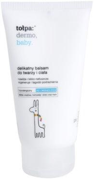 Tołpa Dermo Baby Balsam Für Gesicht und Körper