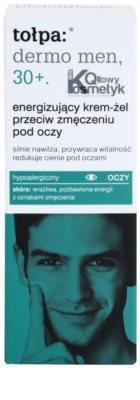 Tołpa Dermo Men 30+ Energy-Gelcreme für die Augenpartien 2