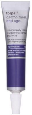 Tołpa Dermo Men 40+ crema de ochi regeneratoare impotriva ridurilor si cearcanelor