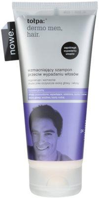 Tołpa Dermo Men Hair szampon wzmacniający przeciwko wypadaniu włosów