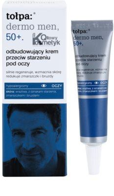 Tołpa Dermo Men 50+ crema antirid pentru zona ochilor 1