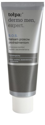Tołpa Dermo Men Expert SOS balsam pentru pielea iritată