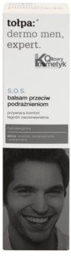 Tołpa Dermo Men Expert SOS balsam przeciw podrażnieniom 2