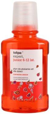 Tołpa Expert Junior 6-12 рідина для полоскання  рота для дітей