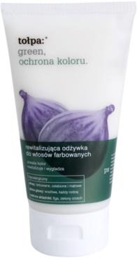 Tołpa Green Color Protection revitalisierender Conditioner für gefärbtes Haar