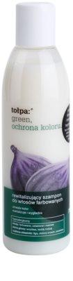 Tołpa Green Color Protection champô revitalizante para cabelo pintado