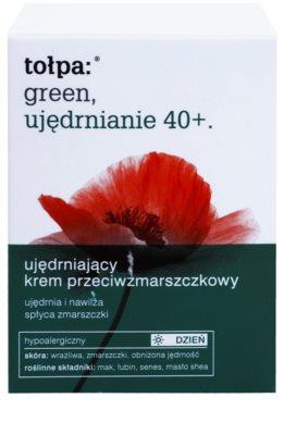 Tołpa Green Firming 40+ creme de dia antirrugas 2