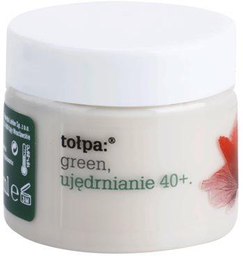 Tołpa Green Firming 40+ crema de noapte pentru fermitate cu efect antirid