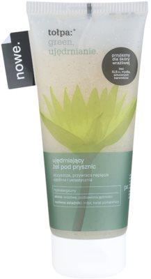 Tołpa Green Firming gel de ducha para reafirmar la piel