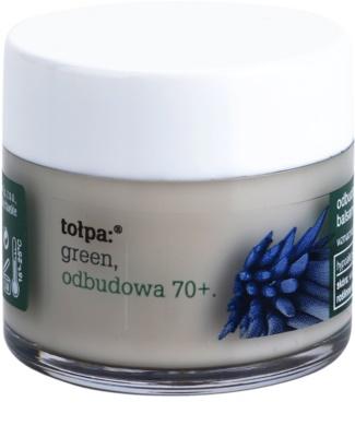 Tołpa Green Reconstruction 70+ bálsamo intensivo para contorno de ojos  para recuperar la firmeza de la piel