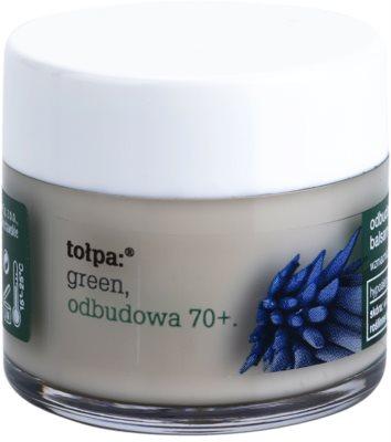 Tołpa Green Reconstruction 70+ bálsamo intensivo para olhos para recuperar a firmeza da pele