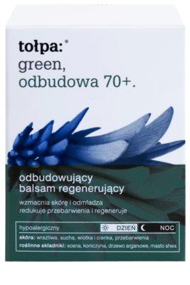 Tołpa Green Reconstruction 70+ erneuernder Balsam mit regenerierender Wirkung 2