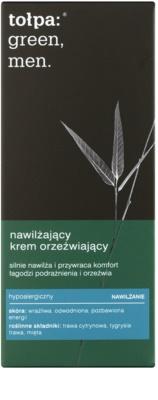 Tołpa Green Men osvěžující krém s hydratačním účinkem 2