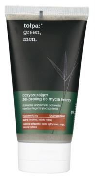 Tołpa Green Men čisticí peelingový gel s hydratačním účinkem