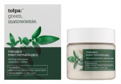 Tołpa Green Matt crema normalizante matificante para pieles grasas 1