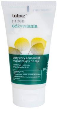 Tołpa Green Nutrition upokojujúci a hydratačný krém na ruky