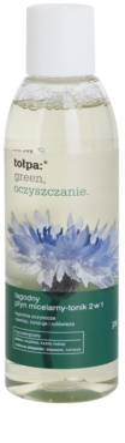 Tołpa Green Cleaning micelláris tisztító víz az érzékeny arcbőrre