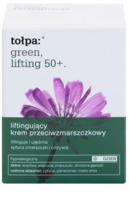 Tołpa Green Lifting 50+ Liftingcrem gegen Falten 2