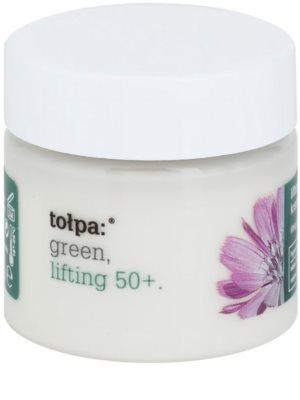 Tołpa Green Lifting 50+ creme com efeito lifting  antirrugas