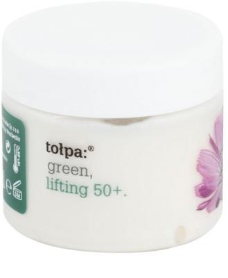 Tołpa Green Lifting 50+ crema de noche con efecto lifting