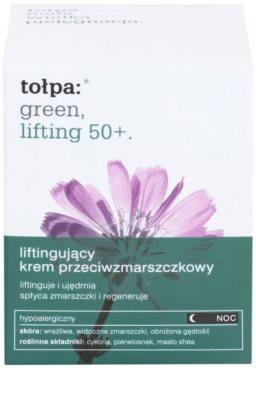 Tołpa Green Lifting 50+ noční krém s liftingovým efektem 2
