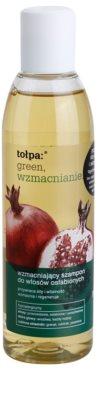 Tołpa Green Strenght champô para cabelo enfraquecido