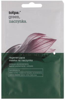 Tołpa Green Capillary regenerująca maska dla skóry skłonnej do zaczerwienień