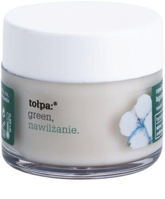 Tołpa Green Moisturizing crema calmante para contorno de ojos