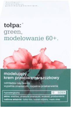 Tołpa Green Modeling 60+ ремоделиращ дневен крем против бръчки 2