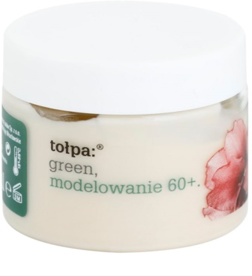 Tołpa Green Modeling 60+ crema remodeladora de noche rejuvenecedor de la piel