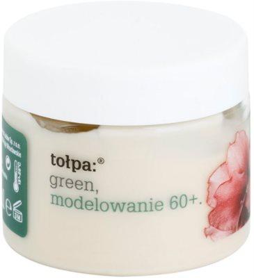 Tołpa Green Modeling 60+ nočna krema za preoblikovanje obraza za pomladitev kože