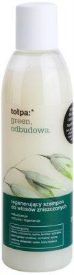Tołpa Green Restoration champô regenerador para cabelo danificado