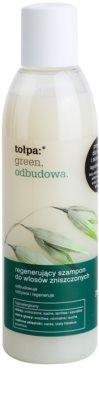 Tołpa Green Restoration champú regenerador para cabello maltratado o dañado