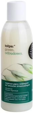 Tołpa Green Restoration regeneracijski šampon za poškodovane lase
