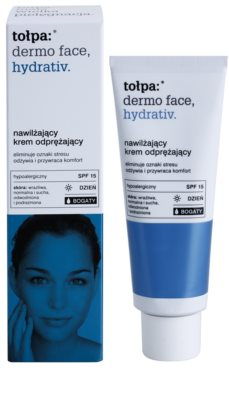 Tołpa Dermo Face Hydrativ crema bogat hidratanta SPF 15 1