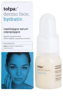 Tołpa Dermo Face Hydrativ зволожуюча сироватка для дегідратованої шкіри 1