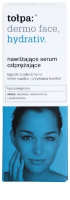 Tołpa Dermo Face Hydrativ зволожуюча сироватка для дегідратованої шкіри 2