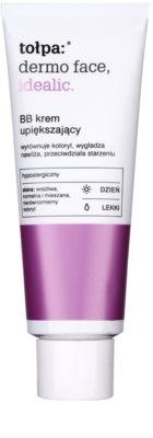 Tołpa Dermo Face Idealic Crema BB ce ofera aspect perfect pielii