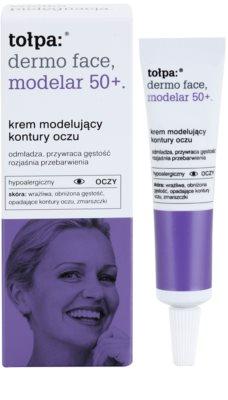 Tołpa Dermo Face Modelar 50+ verjüngende Augencreme 1