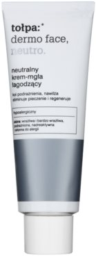 Tołpa Dermo Face Neutro crema cu textura usoara pentru netezirea pielii