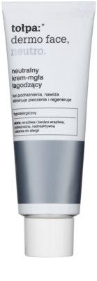 Tołpa Dermo Face Neutro leichte Creme zur Beruhigung der Haut