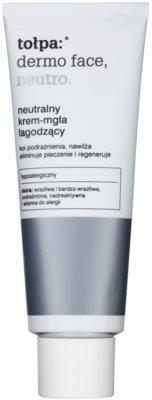 Tołpa Dermo Face Neutro лек крем за успокояване на кожата