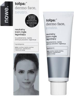 Tołpa Dermo Face Neutro crema cu textura usoara pentru netezirea pielii 1