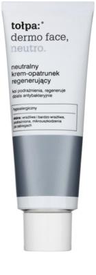 Tołpa Dermo Face Neutro antibakteriální krém s regeneračním účinkem